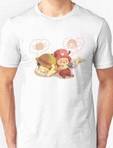 luffy chopper T-Shirt