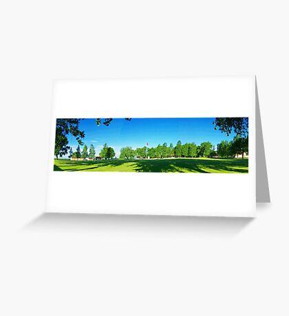 Historic Fort Sisseton Greeting Card