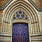 Doorway to Redemption by TonyCrehan