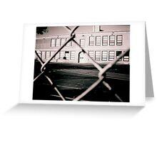 Chainlink School Greeting Card