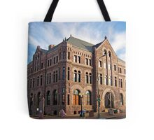 Hall of Justice Tote Bag