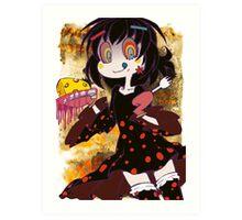 (LTD) Magical Girl Collection X - Dessert Witch Art Print