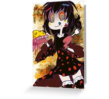 (LTD) Magical Girl Collection X - Dessert Witch Greeting Card