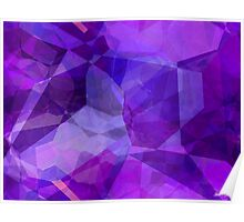 Abstract Polygons 148 Poster