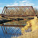 Rusty Reflection by Greg Belfrage
