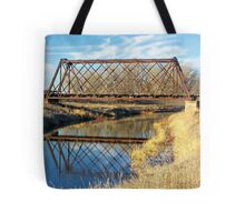 Rusty Reflection Tote Bag