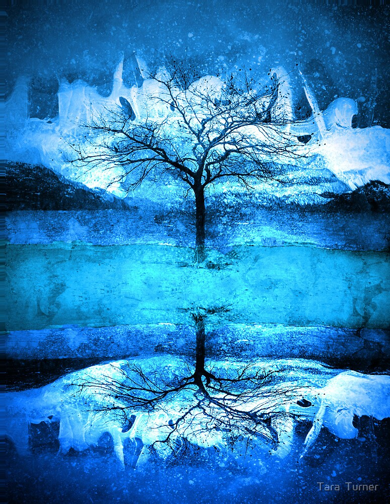 There is Part of Me That Will Always be Frozen by Tara  Turner