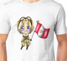 Chibi Canada Unisex T-Shirt