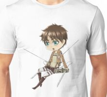 Chibi Eren Unisex T-Shirt