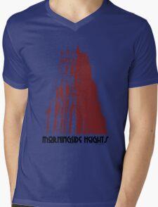 Riverside Church in New York City Mens V-Neck T-Shirt