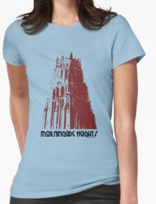 Riverside Church in New York City Womens Fitted T-Shirt