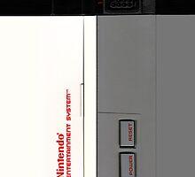 Nintendo by Hector Flores