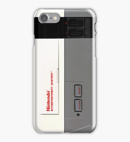 Nintendo iPhone Case/Skin