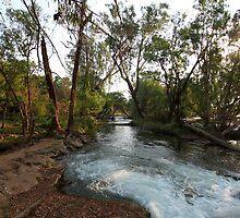 Daly River Magic 1 by Michelle Jonker