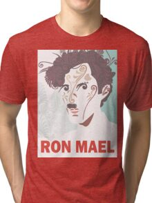 RON MAEL natural pattern design Tri-blend T-Shirt