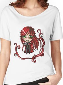 Chibi Grell Women's Relaxed Fit T-Shirt