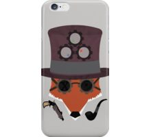 The Fox and the Lad iPhone Case/Skin