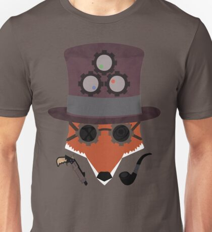 The Fox and the Lad Unisex T-Shirt
