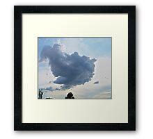 ©HCS Mr. Horn Cloud I Framed Print
