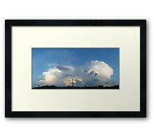 ©HCS Cumulus Incus II Framed Print