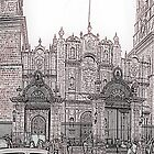 ©MT  Catedral Morelia IA by OmarHernandez