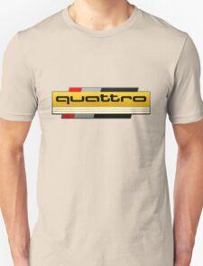 Audi Quattro Tribute T-Shirt
