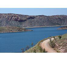 Argyle Dam. Photographic Print