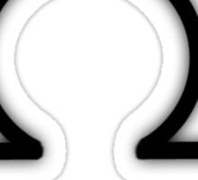 Libra Zodiac Symbol Sticker