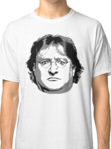 GabeN - Black and White Classic T-Shirt