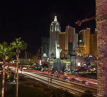 Cityview Las Vegas, Nevada Tropicana - Las Vegas Boulevard. by Michael Rogers