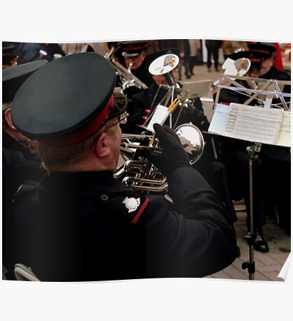 Canterbury - The Salvation Army Band 2 Poster