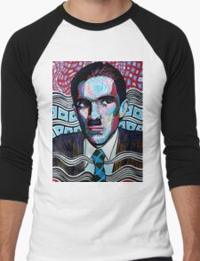 Ron Mael is awesome Men's Baseball ¾ T-Shirt