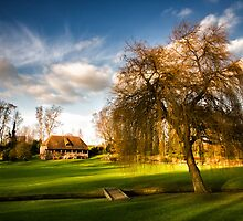 Country scene, Kent England by Jai Honeybrook