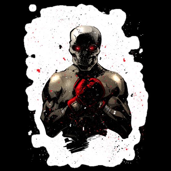 SkullBoxer by Ryan Wilton