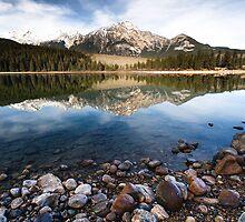 Patricia Lake, Jasper, Alberta by Jai Honeybrook