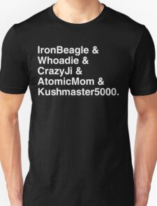 Armada Players (version B) Unisex T-Shirt