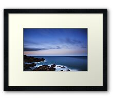 Sunset Dusk, Port Macquarie Framed Print