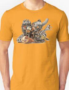 animal piece T-Shirt