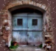 Character Doors by Karen Lewis