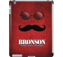 Charles Bronson Red  iPad Case/Skin