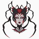 Elise League of Legends LOL by annamariabelial