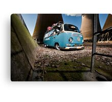 """Gadget Bus"" Canvas Print"