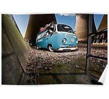"""Gadget Bus"" Poster"