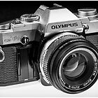 Old School Camera by David Wellbelove