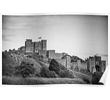 Dover Castle Poster