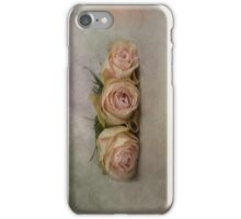 La vie en rose iPhone Case/Skin