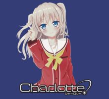 charlotte anime design  by tylerlions777
