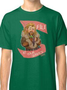 Fíli at Your Service Classic T-Shirt