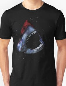 12th Doctor Who Star/Space Shark T-Shirt T-Shirt