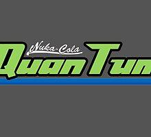 Nuka Cola Quantum logo by Wargamerz